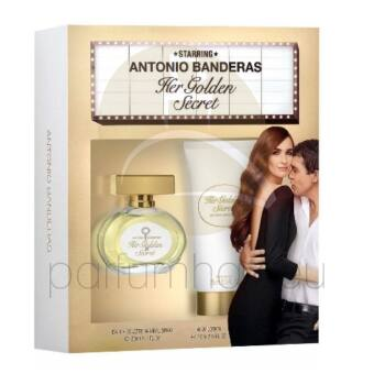 Antonio Banderas - Her Golden Secret női 80ml parfüm szett  3.