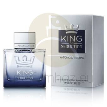 Antonio Banderas - King of Seduction férfi 100ml eau de toilette teszter