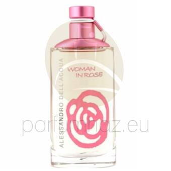 Alessandro Dell' Acqua - Woman In Rose női 100ml eau de toilette teszter
