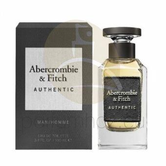 Abercrombie & Fitch - Authentic férfi 100ml eau de toilette
