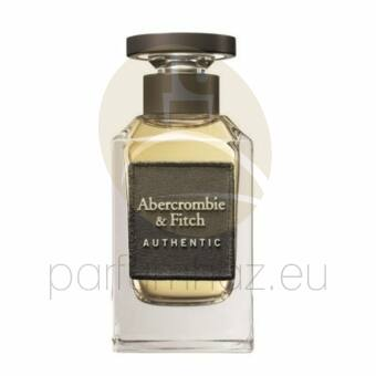 Abercrombie & Fitch - Authentic férfi 100ml eau de toilette teszter
