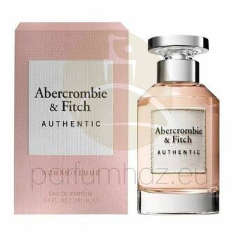 Abercrombie & Fitch - Authentic női 100ml eau de parfum