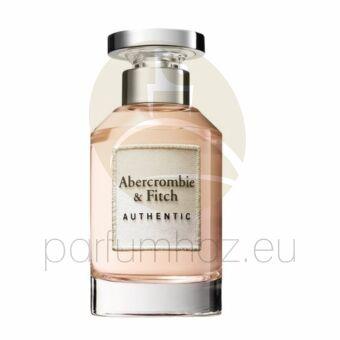 Abercrombie & Fitch - Authentic női 100ml eau de parfum teszter