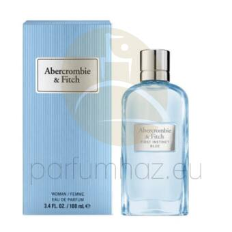 Abercrombie & Fitch - First Instinct Blue női 100ml eau de parfum