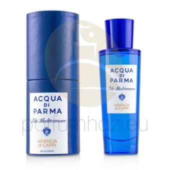 Acqua di Parma - Blu Mediterraneo Aranica di Capri unisex 30ml eau de toilette