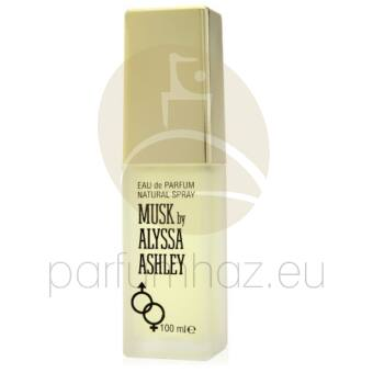 Alyssa Ashley - Musk unisex 50ml eau de toilette teszter