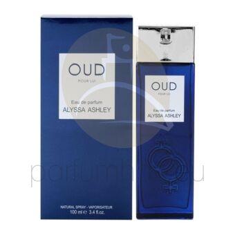 Alyssa Ashley - Oud pour Lui férfi 50ml eau de parfum