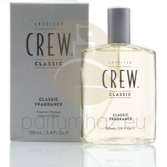 American Crew - Classic Fragrance férfi 100ml eau de toilette
