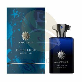 Amouage - Interlude Black Iris férfi 100ml eau de parfum