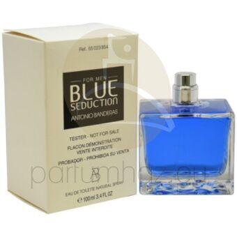 Antonio Banderas - Blue Seduction férfi 100ml eau de toilette teszter