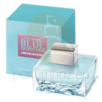Antonio Banderas - Blue Seduction női 100ml eau de toilette