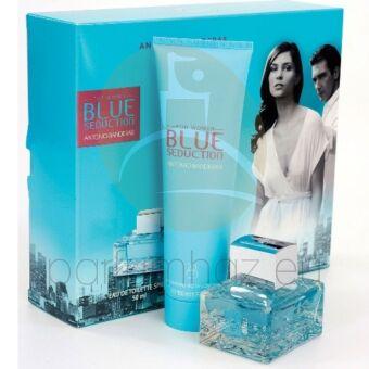 Antonio Banderas - Blue Seduction női 100ml parfüm szett