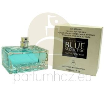 Antonio Banderas - Blue Seduction női 100ml eau de toilette teszter
