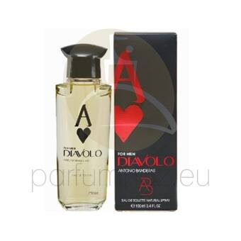 Antonio Banderas - Diavolo as de Corazon férfi 100ml eau de toilette