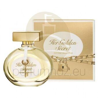 Antonio Banderas - Her Golden Secret női 80ml eau de toilette
