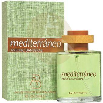 Antonio Banderas - Mediterraneo férfi 50ml eau de toilette