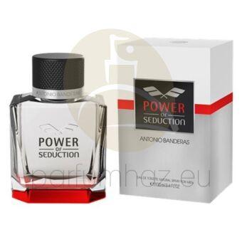 Antonio Banderas - Power of Seduction férfi 100ml eau de toilette