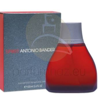Antonio Banderas - Spirit férfi 100ml eau de toilette teszter