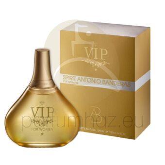 Antonio Banderas - Spirit VIP női 100ml eau de toilette teszter