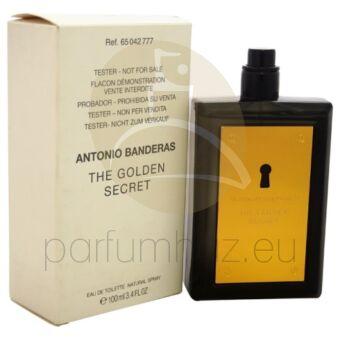 Antonio Banderas - The Golden Secret férfi 100ml eau de toilette teszter