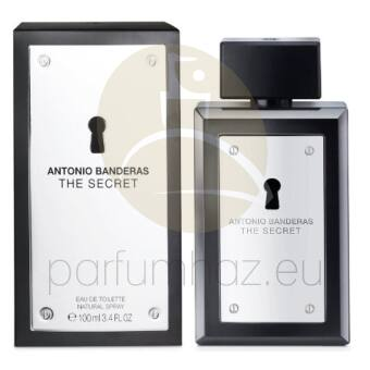Antonio Banderas - The Secret férfi 100ml eau de toilette