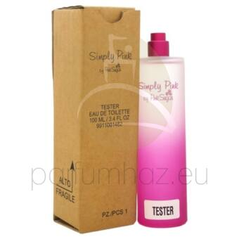 Aquolina - Simply Pink by Pink Sugar női 100ml eau de toilette teszter