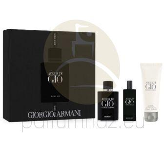 Giorgio Armani - Acqua di Gio Profumo férfi 75ml parfüm szett  2.