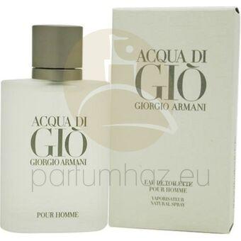 Giorgio Armani - Acqua Di Gio férfi 200ml eau de toilette