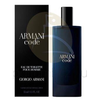 Giorgio Armani - Code férfi 15ml eau de toilette