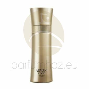 Giorgio Armani - Code Absolu Gold Parfum férfi 60ml eau de parfum teszter