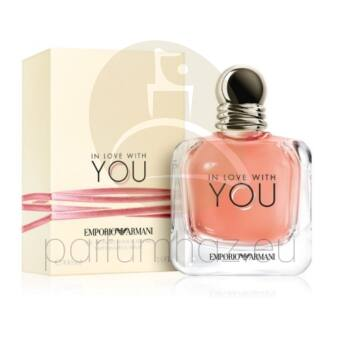 Giorgio Armani - Emporio In Love With You női 50ml eau de parfum