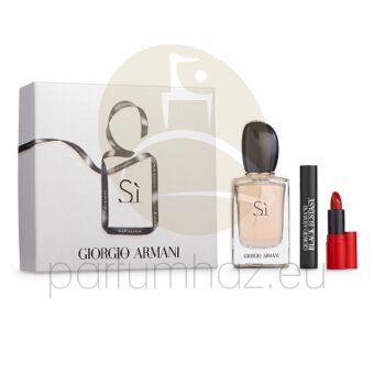 Giorgio Armani - Si női 50ml parfüm szett  7.