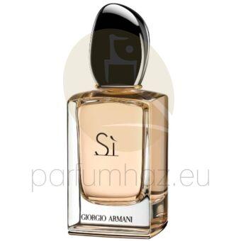 Giorgio Armani - Si női 100ml eau de parfum teszter