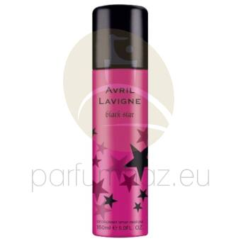 Avril Lavigne - Black Star női 150ml dezodor