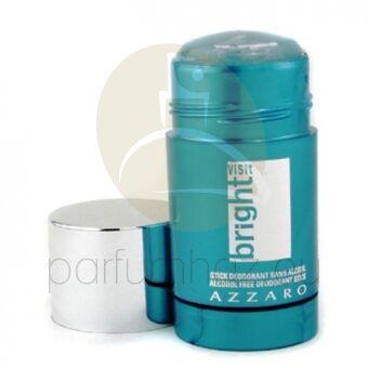 Azzaro - Visit Bright férfi 75ml deo stick