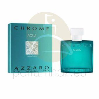 Azzaro - Chrome Aqua férfi 100ml eau de toilette