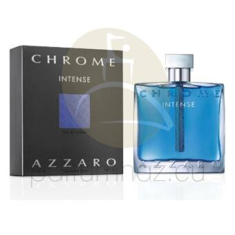 Azzaro - Chrome Intense férfi 100ml eau de toilette