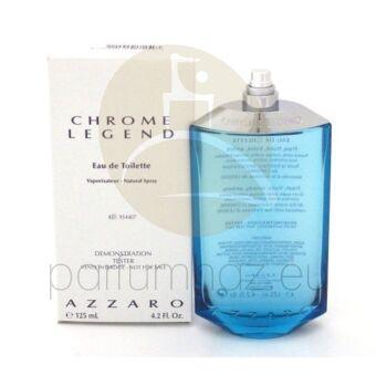 Azzaro - Chrome Legend férfi 125ml eau de toilette teszter