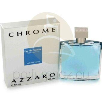 Azzaro - Chrome férfi 100ml eau de toilette doboz nélküli