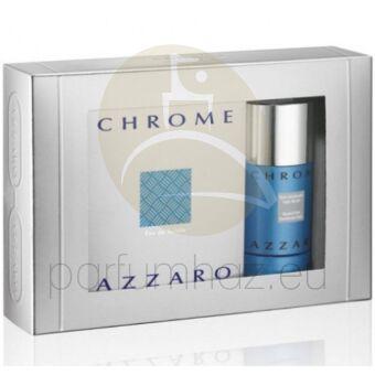 Azzaro - Chrome férfi 100ml parfüm szett   5.
