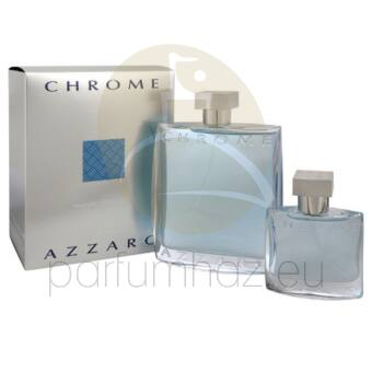 Azzaro - Chrome férfi 200ml parfüm szett  8.