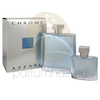 Azzaro - Chrome férfi 100ml parfüm szett  9.