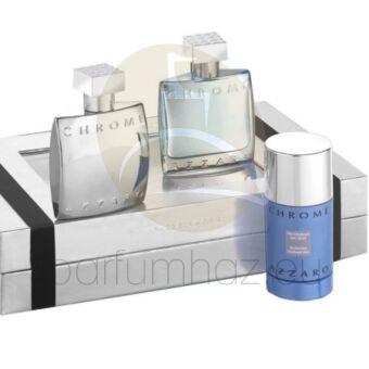 Azzaro - Chrome férfi 50ml parfüm szett   3.