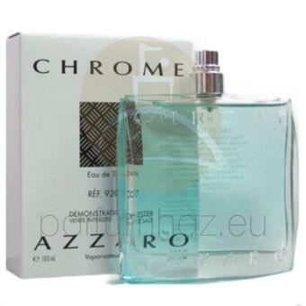 Azzaro - Chrome férfi 100ml eau de toilette teszter