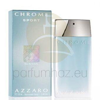 Azzaro - Chrome Sport férfi 100ml eau de toilette