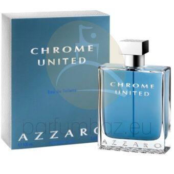 Azzaro - Chrome United férfi 100ml eau de toilette