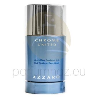 Azzaro - Chrome United férfi 75ml deo stick