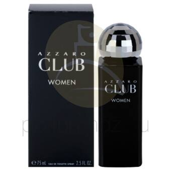 Azzaro - Club női 75ml eau de toilette