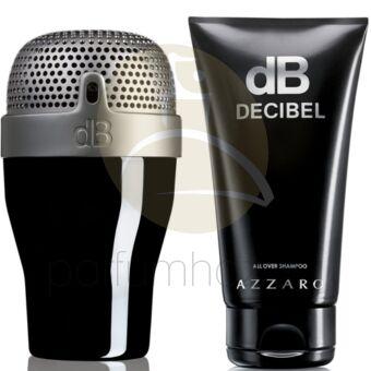 Azzaro - Decibel férfi 100ml parfüm szett