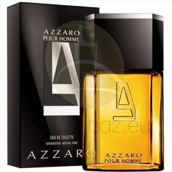 Azzaro - Pour Homme férfi 100ml eau de toilette